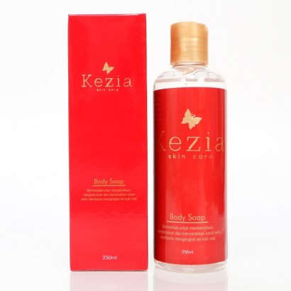 Kezia Body Wash 250ml