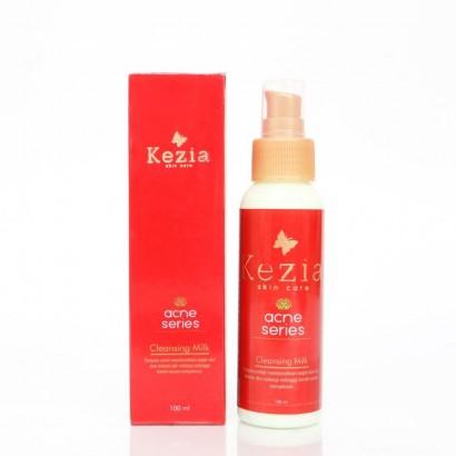 Kezia Cleansing Milk Acne 100ml