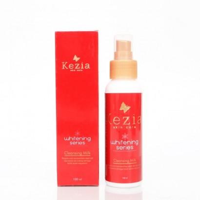 Kezia Cleansing Milk Whitening 100ml