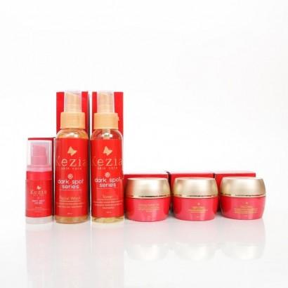 Kezia Dark Spot Series + Serum + Jelly Gold Package