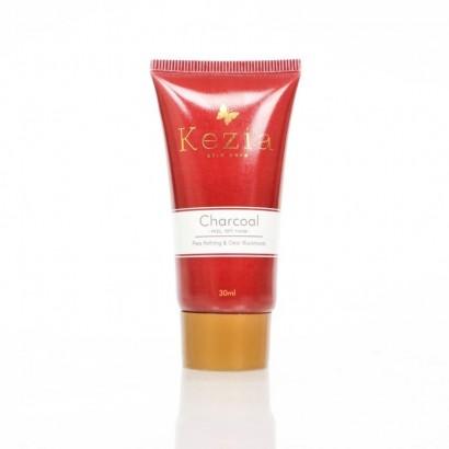 Kezia Peel Off Mask Charcoal 30gr