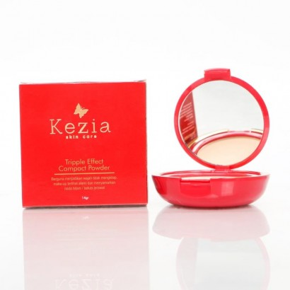 Kezia Triple Effect Compact Powder 12gr