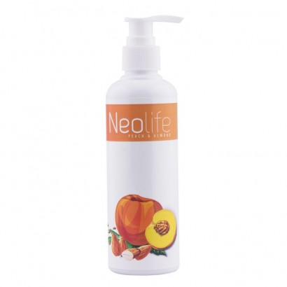 Neo Life Shower Gel Almond & Peach 250gr