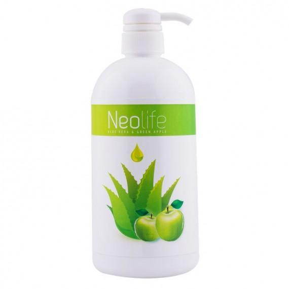 Neo Life Shower Gel  Aloe Vera & Green Apple 1000ml