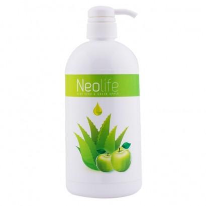Neo Life Shampo Aloe Vera & Green Apple 1000ml